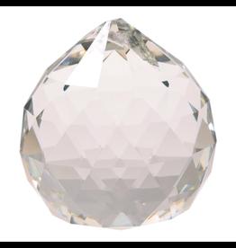 Regenboogkristal bol transparant AAA kwaliteit 2 cm