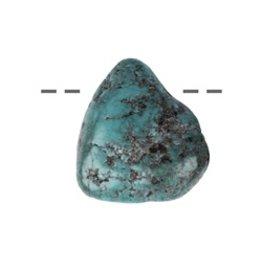 Turkoois trommelsteen a kwaliteit