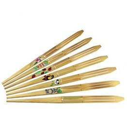 Mondharp Bamboe - niet gestemd