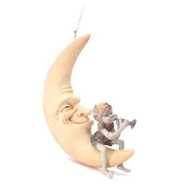Pixie op de Maan