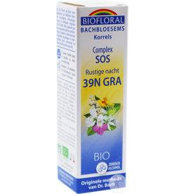 Bachbloesems Complex SOS Rustige nacht 39N GRA, 10ml, Biofloral