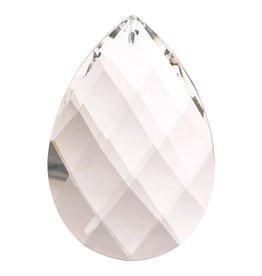 Regenboogkristal druppelvorm groot
