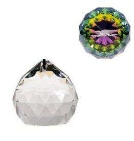 Regenboogkristal bol multicolor AAA kwaliteit