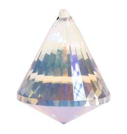 Regenboogkristal kegel parelmoer AAA kwaliteit