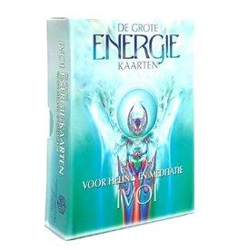De grote ENERGIE kaarten voor heling en meditatie