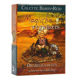 Magische Wegwijzers Orakelkaarten, Colette Baron-Reid