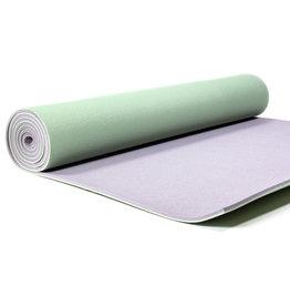 Yogi & Yogini yogamat deluxe groen
