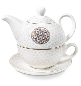 Tea for one bloem des levens