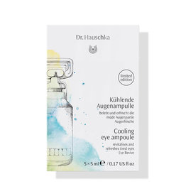 Oogampullen 5x5 ml Limited Edition Dr. Hauschka