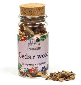 Cederhout (rood) wierookkruid