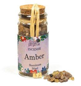 Wierookhars Amber (Barnsteen)
