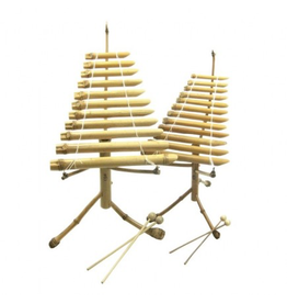 T'rung - bamboe xylofoon - 40 cm