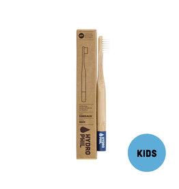 Duurzame kindertandenborstel - donkerblauw - extra zacht