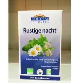 Infusie Rustige Nacht, Biofloral