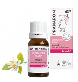 Verstuiving Slaap bio Prana BB 10 ml pranarom