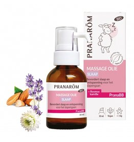 Massage olie Slaap Prana BB 30 ml pranarom