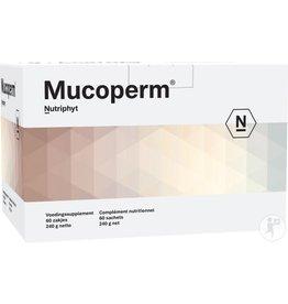 Mucoperm poeder in zakjes 60x4g, Nutriphyt