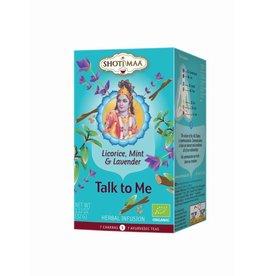 Kruidenthee 'Talk to me', Shoti Maa