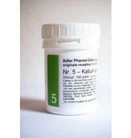 Celzout nr 5 Kalium Fosforicum 100g, Adler