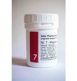 Celzout nr 7 Magnesium Fosforicum 100g, Adler