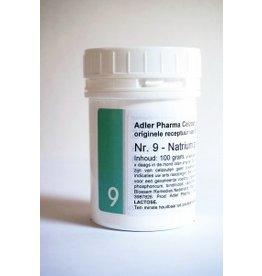 Celzout nr 9 Natrium Fosforicum 100g, Adler
