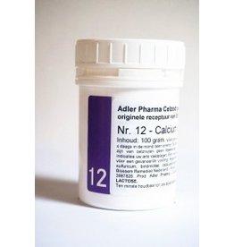 Celzout nr 12 Calciumsulfuricum 100g, Adler