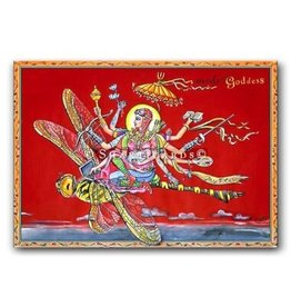 Modern Goddess Shakticard