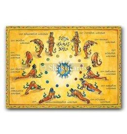 Surya Namaskara Shakticard
