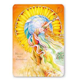 Blessed with Abundance Shakticard