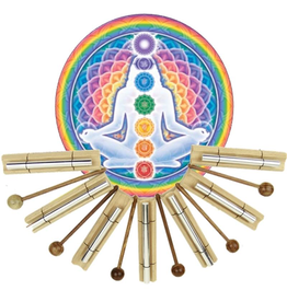 Klankstaaf 'Chakra Healing' Vrije stemming