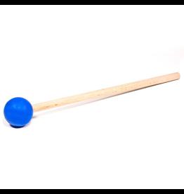 Klankschalen klopper blauw