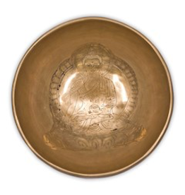 Klankschaal Medicine Buddha 13cm