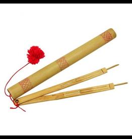 Rab Ncas - Set van 2 bamboe mondharpen