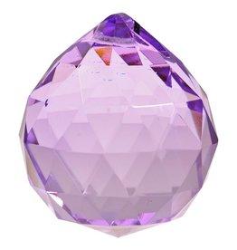 regenboogkristal bol violet groot AAA kwaliteit