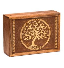 tarotdoos levensboom