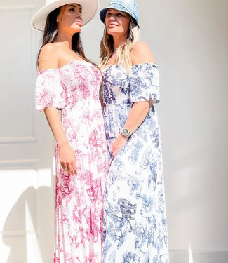 Fashion Strapless Maxi Dress Beau