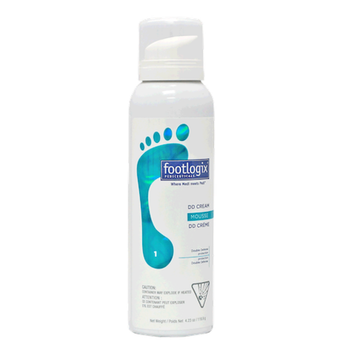 FOOTLOGIX DD Cream Mousse