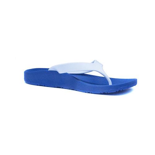Archline Flipflop Blue/White