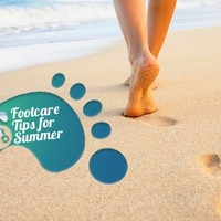 5 Ways to Keep Your Feet Healthy All Summer Long