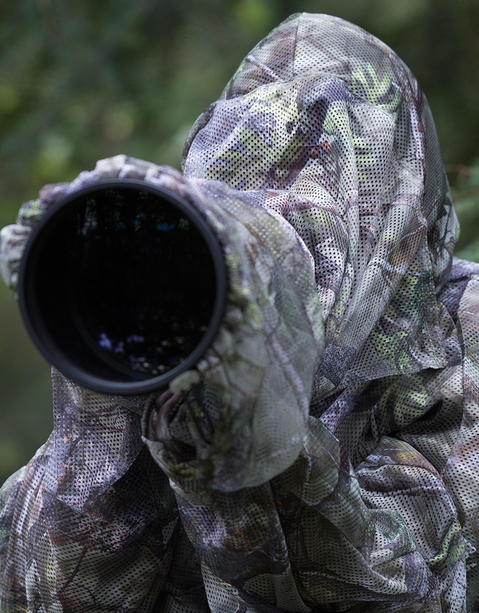 HBN - Enjoy Wildlife! HBN Quick camouflage poncho