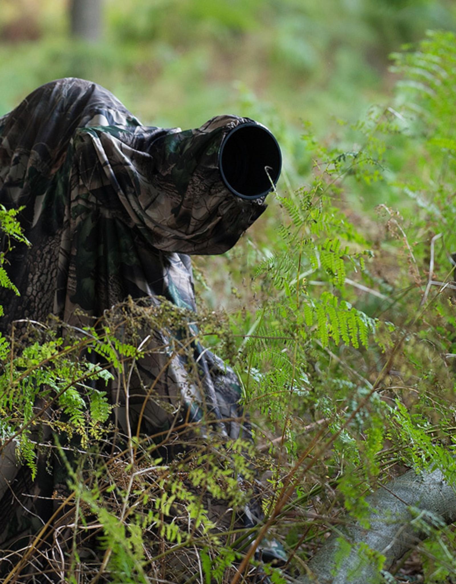 HBN - Enjoy Wildlife! HBN Topcamo Tarnüberwurf II