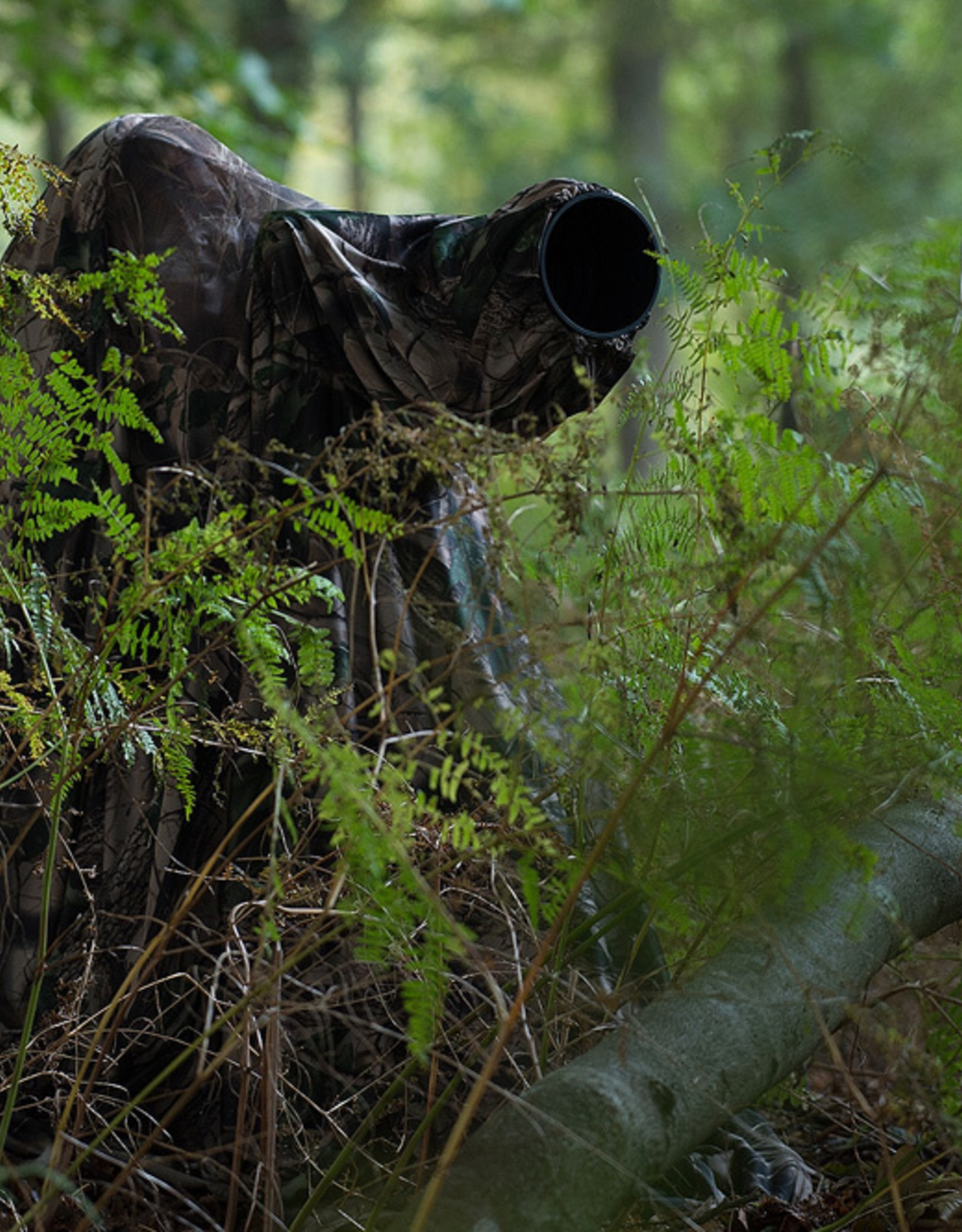 HBN - Enjoy Wildlife! HBN Topcamo II camouflage cloth