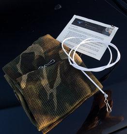 HBN - Enjoy Wildlife! HBN camouflage Car curtain