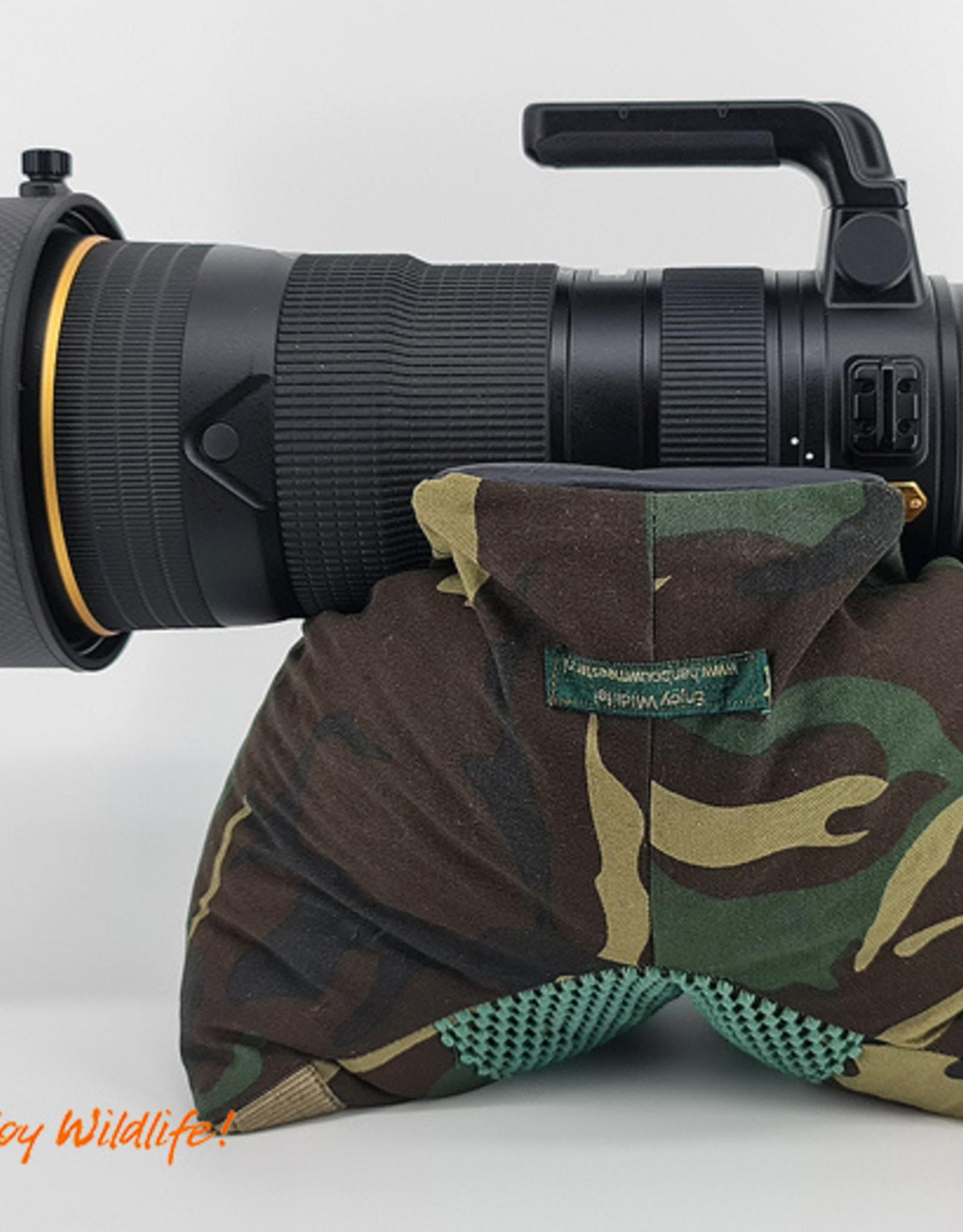 HBN - Enjoy Wildlife! HBN Bohnensack - Kurze Hosen Modell II