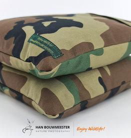 HBN - Enjoy Wildlife! HBN doppelter Bohnensack