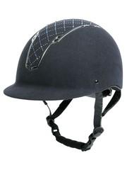 Harry's Horse Safety ridinghelmet, Centaur Argyle