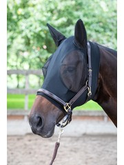 Harry's Horse Full mesh fly mask with lycra SkinFit