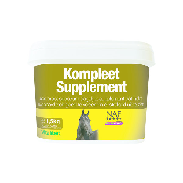 NAF Kompleet Supplement 1.5kg
