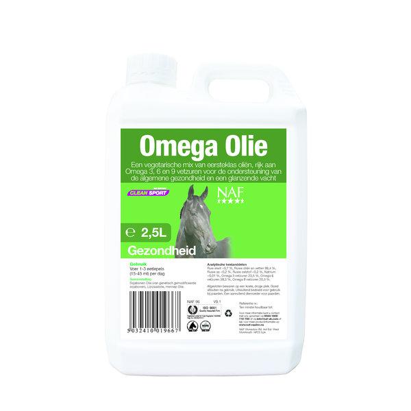 NAF Omega Olie 2.5L