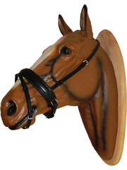 HB Ruitersport Extra Wide Combined Tension Noseband